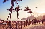 Zdjęcie:   Brazylia  Rio de Janeiro  Copacabana  (beach, rio de janeiro, sol)