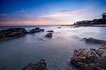 Zdjęcie:   Hiszpania  Costa del Sol  Benalmadena  (zachód słońca, plaża szum, mijas costa)