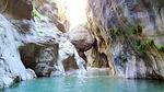 Zdjęcie:   Turcja  Riwiera Turecka  Kemer  (kanion, turcja, göynük)