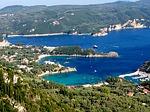 Zdjęcie:   Grecja  Korfu  Poleokastritsa  (grecja, wyspa, wyspa korfu)