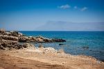 Zdjęcie:   Grecja  Kreta  Elounda  (plaża, morze, kamienie)