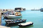 Zdjęcie:   Grecja  Kreta  Elounda  (port, łodzie, szalupy)