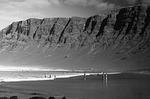 Zdjęcie:   Hiszpania  Wyspy Kanaryjskie  Lanzarote  Playa Blanca  (wyspa, lanzarote, plaża)