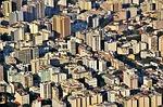 Zdjęcie:   Brazylia  Rio de Janeiro  Copacabana  (rio, widok z góry głowa cukru, dzielnicy botafogo)