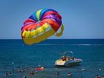 Zdjęcie:   Turcja  Riwiera Turecka  Beldibi  (paragliding, turcja, wakacje)