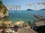 Zdjęcie:   Grecja  Zakynthos  (zakynthos, grecja, beach)